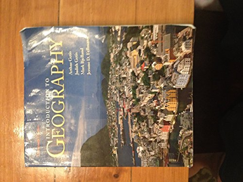 Introduction to Geography, 13th edition.[Paperback,2010]