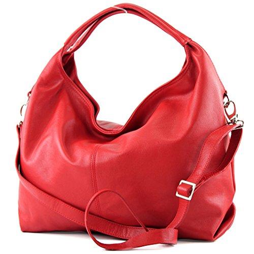 porter Rouge Italy pour Made à Sac l'épaule femme à BAwpq78XH