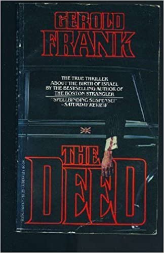 The Deed Gerold Frank 9780425039137 Amazon Books