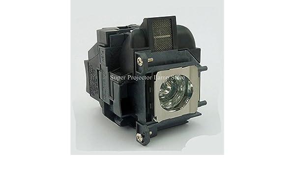 Proyector lámpara de repuesto para EPSON modelo EH-TW5200/EH-TW570 ...