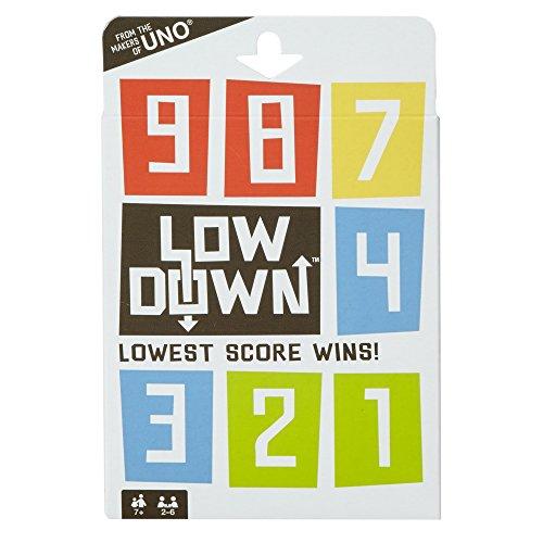 LowDown Card Game