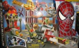 Mega Bloks #2020 Spiderman 3 Superhero Showdown 480 Pc