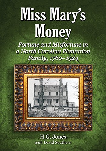 Miss Mary's Money: Fortune and Misfortune