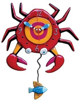 Allen Designs Crabby Pendulum Clock