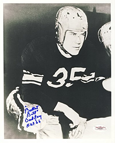 45fead25c  quot Bullet quot  Bill Dudley Autographed Pittsburgh Steelers 8x10 Photo  ...