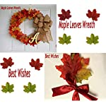 Artificial-Maple-Leaves-Decorations-Thanksgiving-Fall-Autumn-Tropical-Leaf-Wedding-Party-Table-Decor-Photography-Background200Pcs-7Multicolor