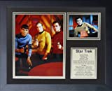 "Legends Never Die ""Star Trek Phazers"" Framed Photo Collage, 11 x 14-Inch"