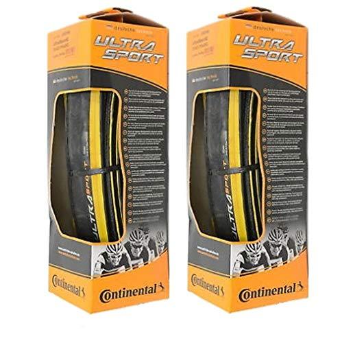 yellow bike tires - 1