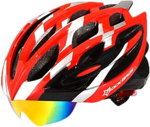 Casco de bicicleta de montaña Casco de bicicleta para adultos ...