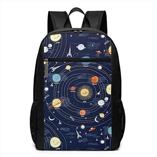 MultifunctionalBackpack Star Wars School Backpacks Casual Laptop Bag Business Bag Suitable For Travel -
