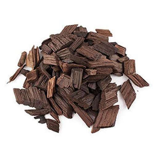 US OAK CHIPS HIGH TOASTED 100g - Anginge Wine Whiskey, Oak Flakes, Barrel Aged Flavor, Homebrewing, Oak Vodka by AlcoFermBrew