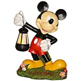 WOODS INTERNATIONAL 4093 Mickey Mouse Sol Statue