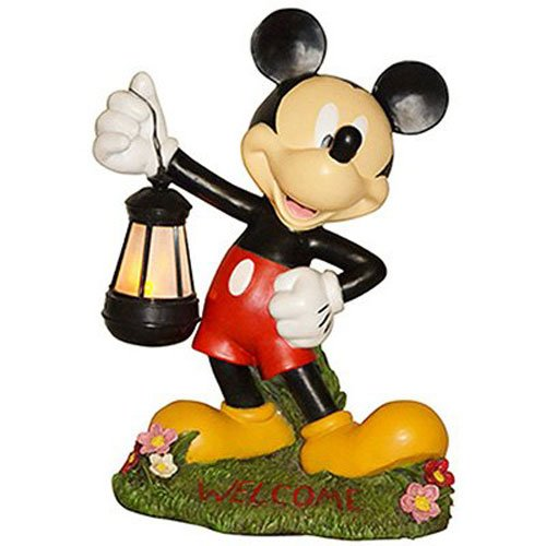 Disney Garden Solar Lights - 9