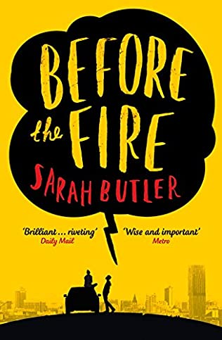 book cover of Before the Fire