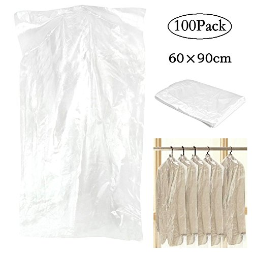 garment bag transparent - 7