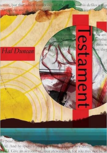 Testament Hal Duncan 9781908125415 Amazon Books