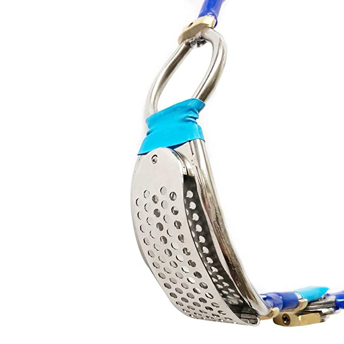 Amazon.com: Roxanne Female Y-Type Chastity Belt Stainless ...