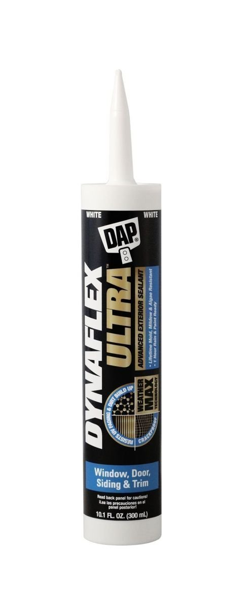 Dap 18211 10.1 Oz White DYNAFLEX ULTRA� Advanced Exterior Sealant