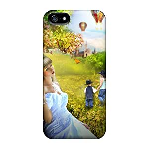 7AM Iphone 5/5s Hard Case With Fashion Design/ Phone Case