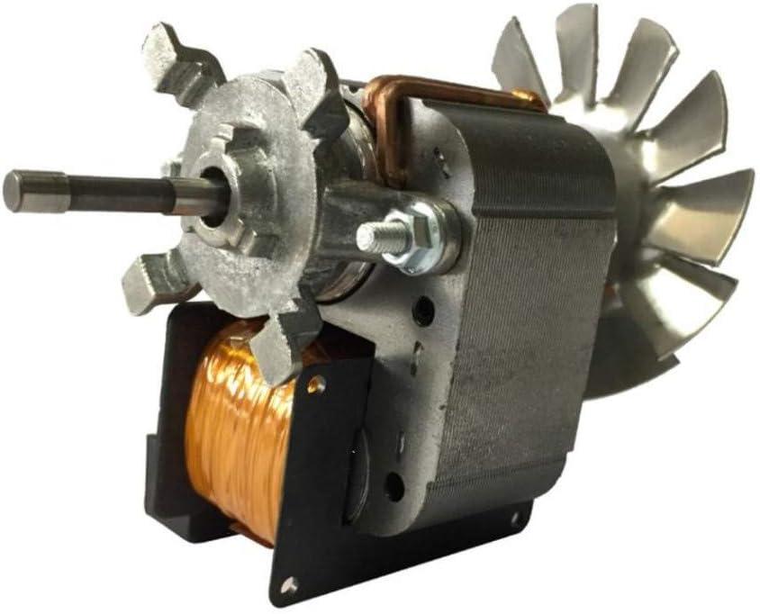Motor ventilador tangencial Tga60 (dx) Estufa de pellets Emmevi ...