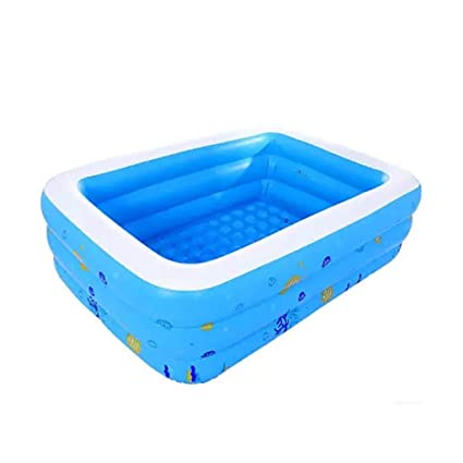 Amazon.com: NBgy - Piscina hinchable familiar, fácil de ...