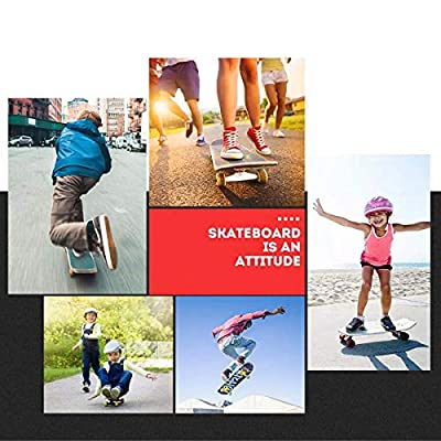 QINGMM Longborads Skateboards - 31