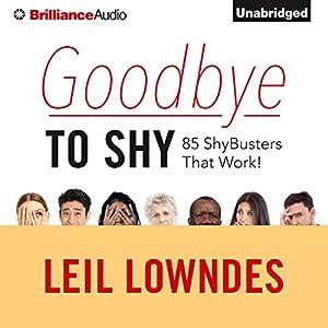 Goodbye to Shy Audiobook