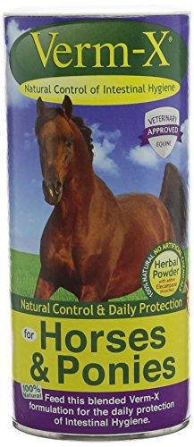 Verm-X Powder For Horses & Ponies Parasite Control 80g