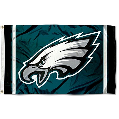 a Eagles Large NFL 3x5 Flag ()