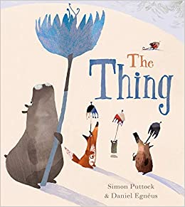 Image result for the thing by simon puttock