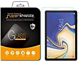Supershieldz for Samsung Galaxy Tab S4 (10.5 inch) Tempered Glass Screen Protector, Anti-Scratch, Bubble Free, Lifetime Replacement