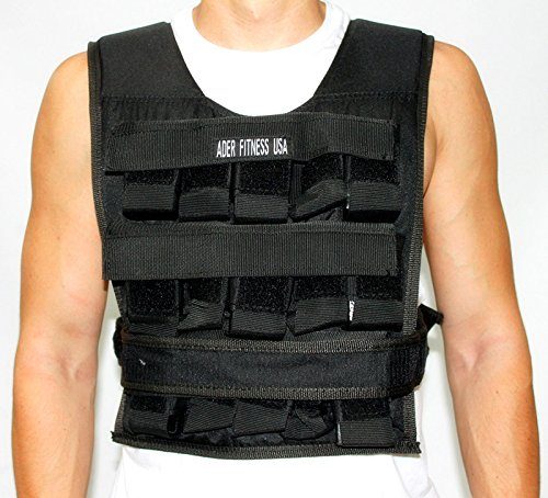 Weight Vest 44 Lbs by Ader Sports