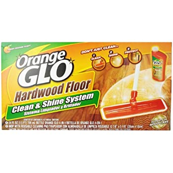 Amazon Com Orange Glo Hardwood Floor Clean And Shine