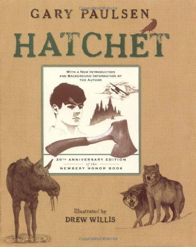 By Gary Paulsen Hatchet: 20th Anniversary Edition (20 Anv)