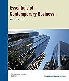 Essentials of Contemporary Business