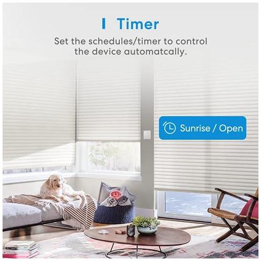Interruptor de Cortina Inteligente, Wi-Fi Interruptor de Persiana Enrollable, Compatible con Alexa, Google Assistant y SmartThings. 2,4Ghz. meross. (Se Requiere un Cable Neutral)