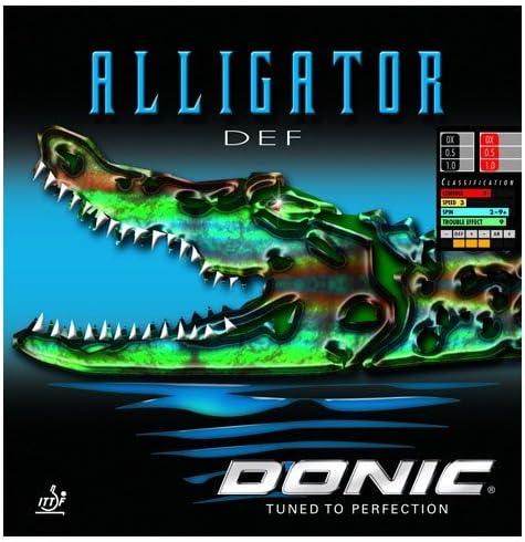 Donic goma Alligator DEF Tec tenis de mesa