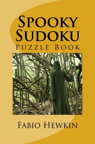 Spooky Sudoku: 100 Medium Sudoku Puzzles with Answers - Compact 6