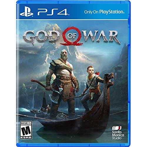 God of War - Playstation 4 (Best New Rpg Ps4)