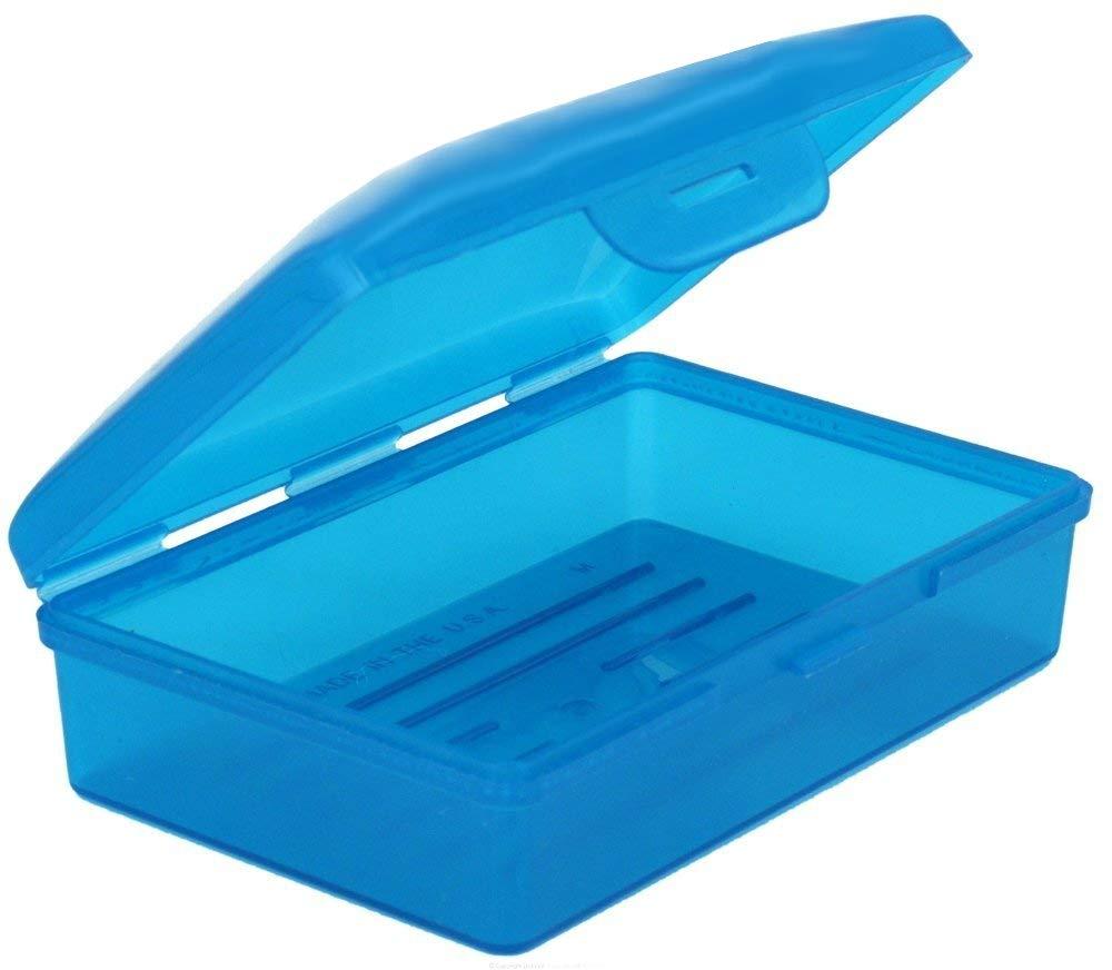American Comb: Soap Box 1 Ct Dark Blue