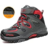 Troadlop Mens Hiking Shoes Outdoor Athletic...