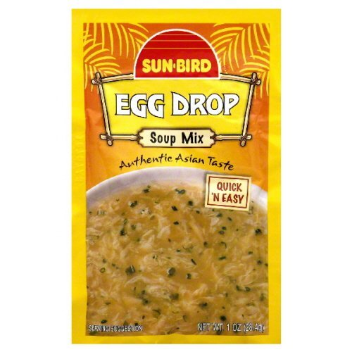 Sun-Bird Egg Drop Soup Mix 1 oz - Pack of 24