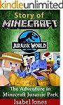 Story of Minecraft Jurassic World: Th...