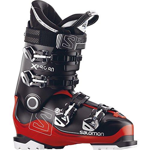 Salomon X-Pro 80 Ski Boots 2018 - 29.5/Black-Red-Anthracite