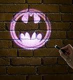 Paladone Batman Bat-Signal Silhouette Flashlight