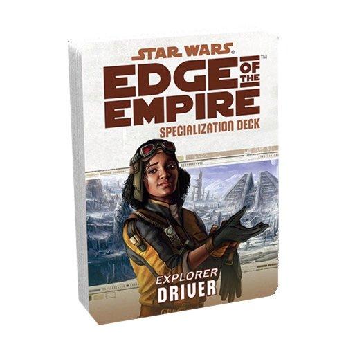 Star Wars Edge Of The Empire Explorer Driver Deck (Empire On The Edge Bunker)