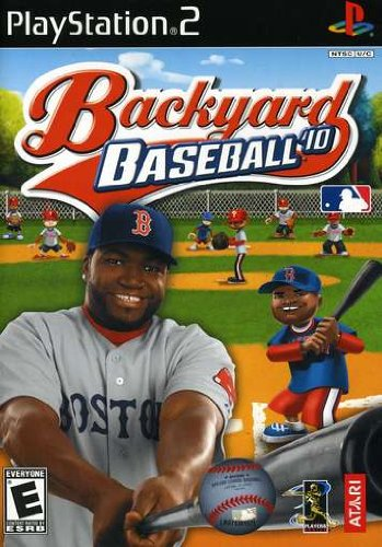 Ata Baseball Game - Backyard Baseball 2010 - PlayStation 2