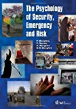 img - for The Psychology of Security, Emergency and Risk book / textbook / text book