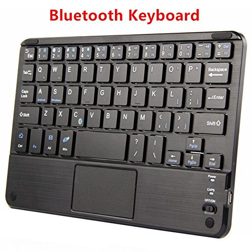 8 touchpad bluetooth tablet case - 7