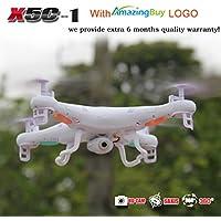 Amazingbuy - Syma X5C-1 2.4Ghz 6-Axis Gyro RC Quadcopter Drone UAV RTF UFO HD Camera